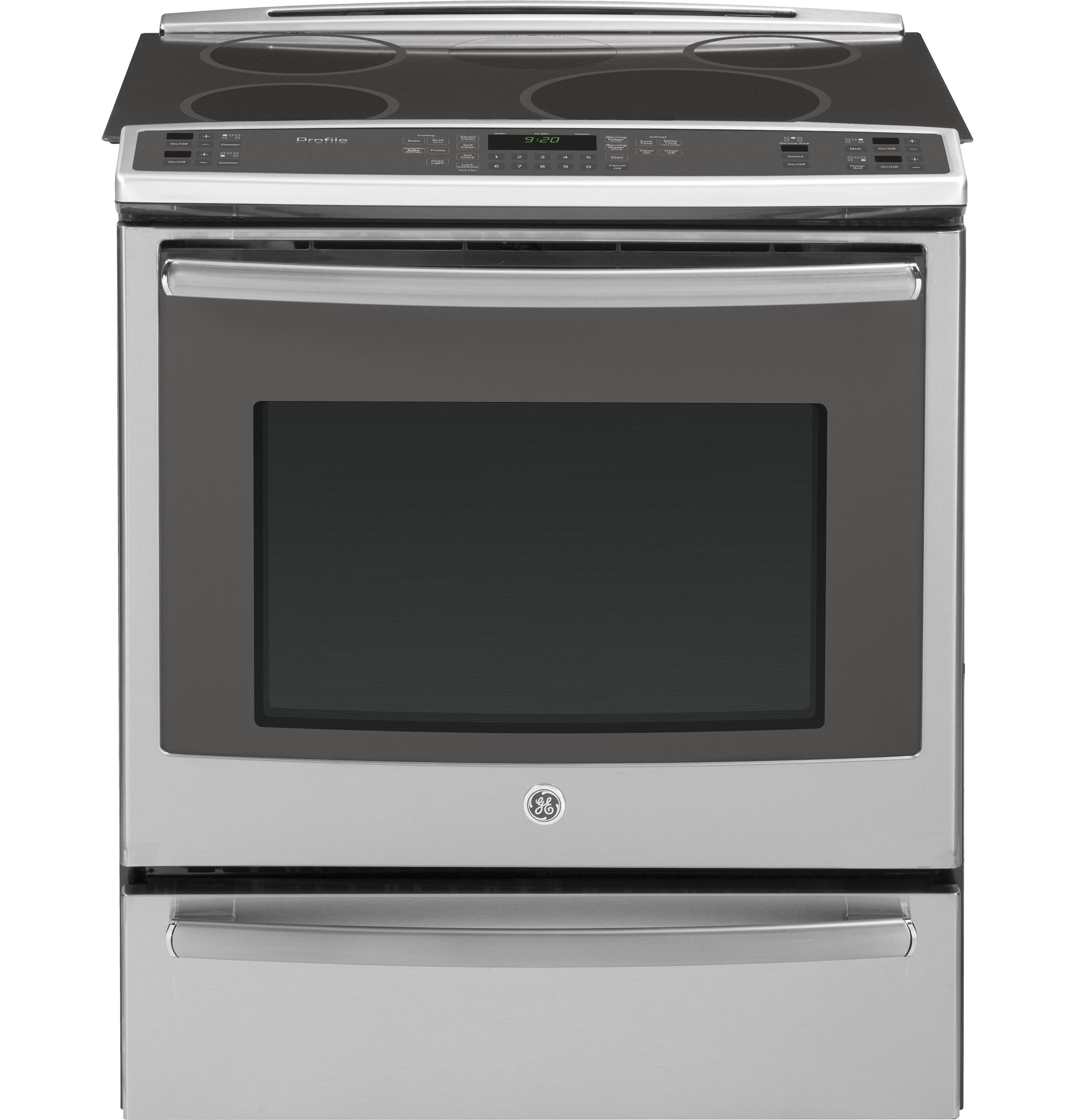 GE APPLIANCES PHS920SFSS  Other on ELECTRIC RANGESSLIDE IN ELECTRIC RANGE