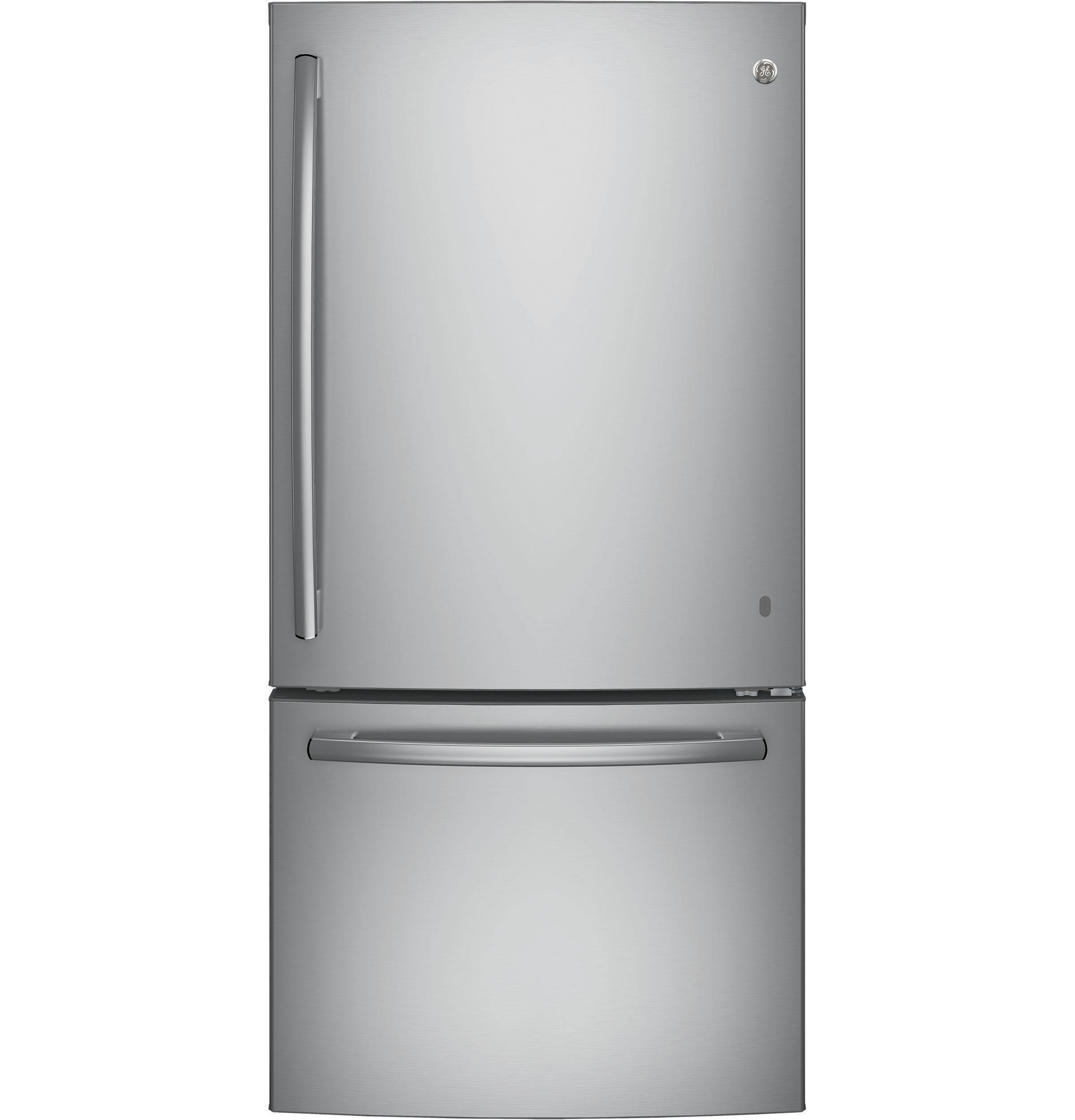 GE(R) ENERGY STAR(R) 24.9 Cu. Ft. Bottom-Freezer Drawer Refrigerator