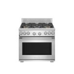 Electrolux IconElectrolux Icon 36'' Dual-Fuel Convection Range
