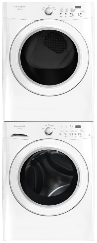 how to clean frigidaire affinity front load washer