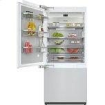 MieleMiele 36&quot Bottom Freezer Refrigerator, LH