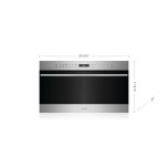 Wolf 1.8 Cu Ft 950w Microwave Oven