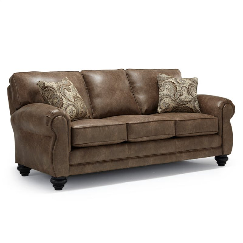 Best home furnishings in wichita ks fitzpatrick col stationary sofa