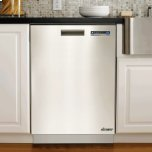 "DacorDistinctive 24"" Dishwasher, Stainless Steel"