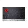 """36"""" 5 Element Electric Cooktop"""