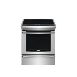 ElectroluxElectrolux 30'' - 4.6 Cu. Ft Self-Clean Convection Built-In Induction Range