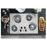 "General ElectricGE(R) 30"" Built-In Electric Cooktop"