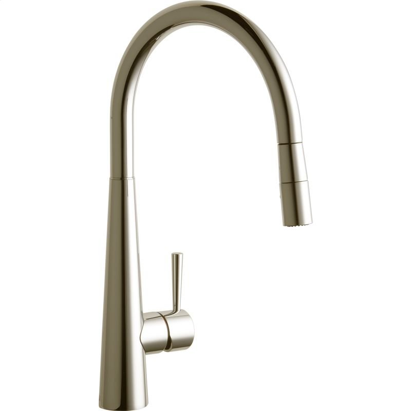 Lkha1031cr In Chrome By Elkay In Santa Monica Ca Elkay Harmony Pull Down Spray Kitchen Faucet