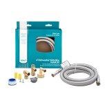 FrigidaireSmart Choice 6' Stainless Steel Dishwasher Installation Kit, no Cord