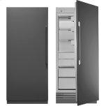 DacorDacor 36&quot - 21.4 Cu. Ft. Panel Ready Freezer Column - Left Hinged