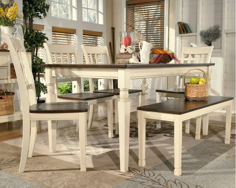 D58325 In By Ashley Furniture In Toronto On Rectangular Dining Room Table
