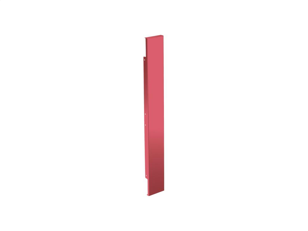 Side Trim Panel - Professional Series Red  Red