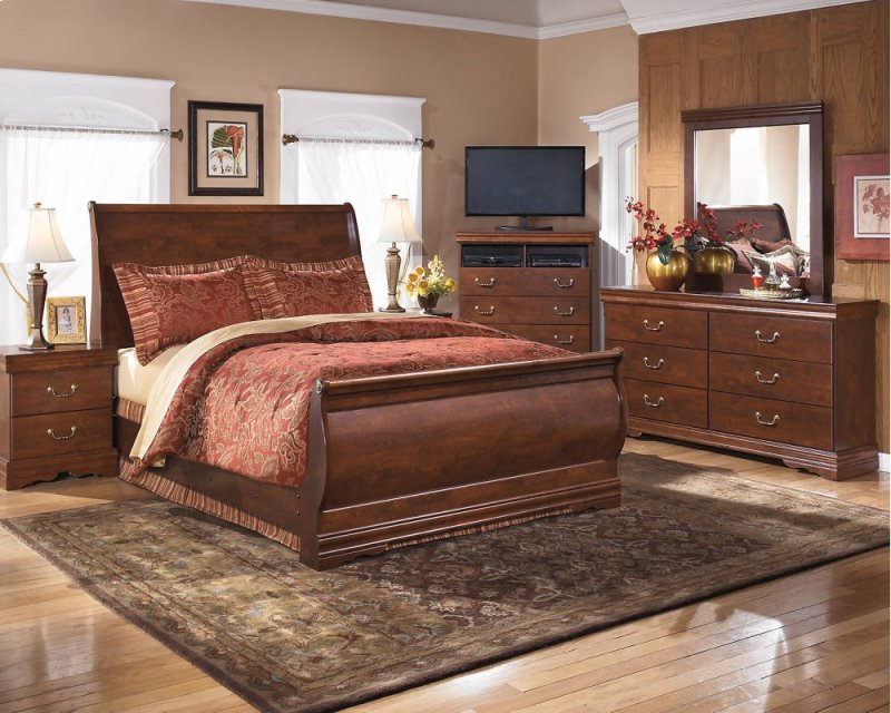 b17877 in by ashley furniture in san jose ca queen sleigh headboard