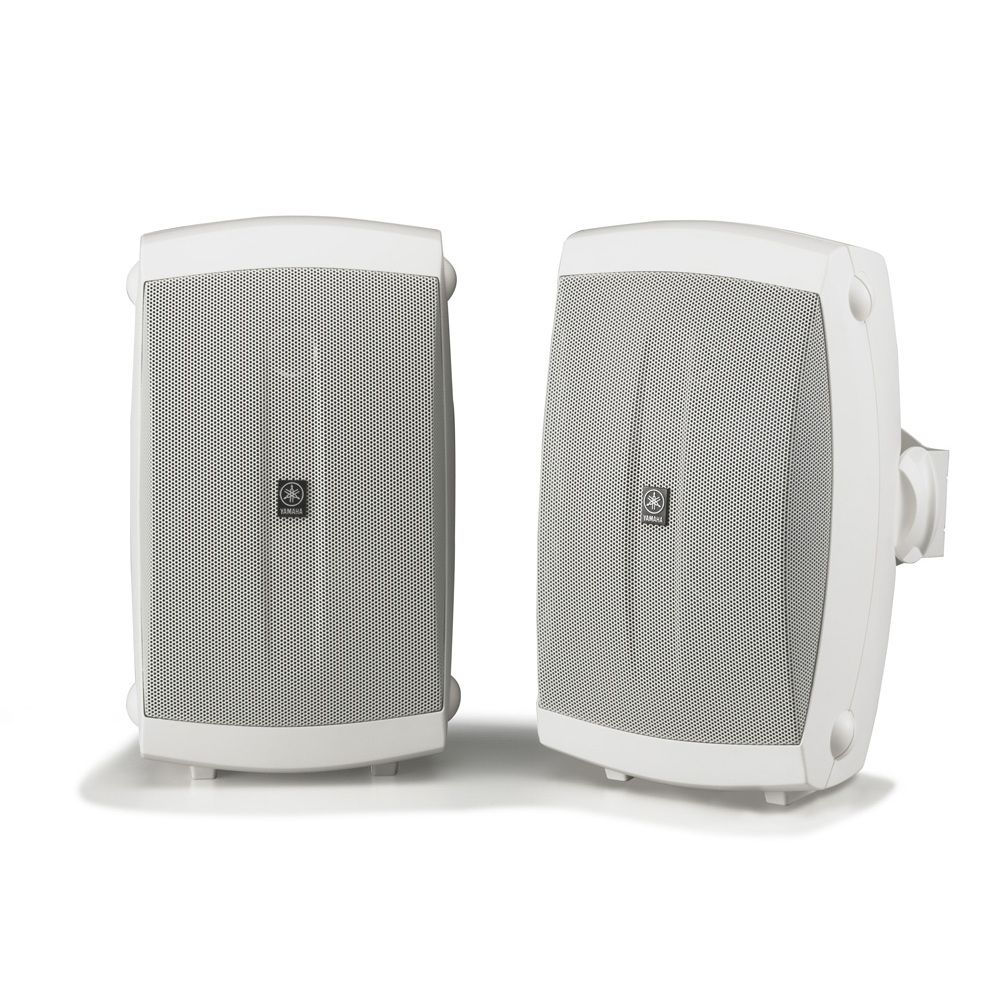 White Outdoor 2-way Speakers
