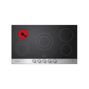"36"" 5 Element Electric Cooktop"