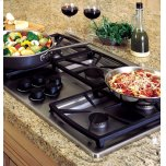 "Dacor46"" Gas Cooktop, in Stainless Steel"