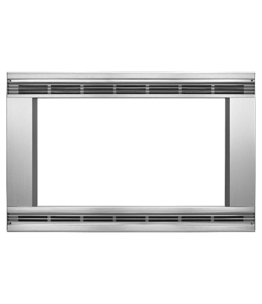 Best Countertop Microwave With Trim Kit : UMTK30S Whirlpool 30