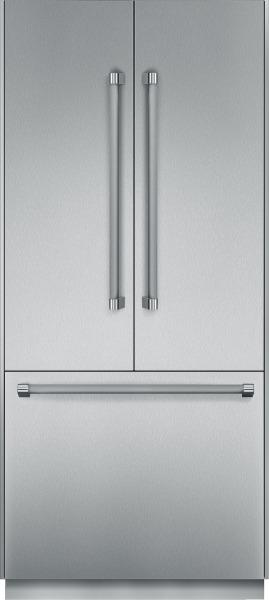 Thermador Built In Refrigerators French Door Built In