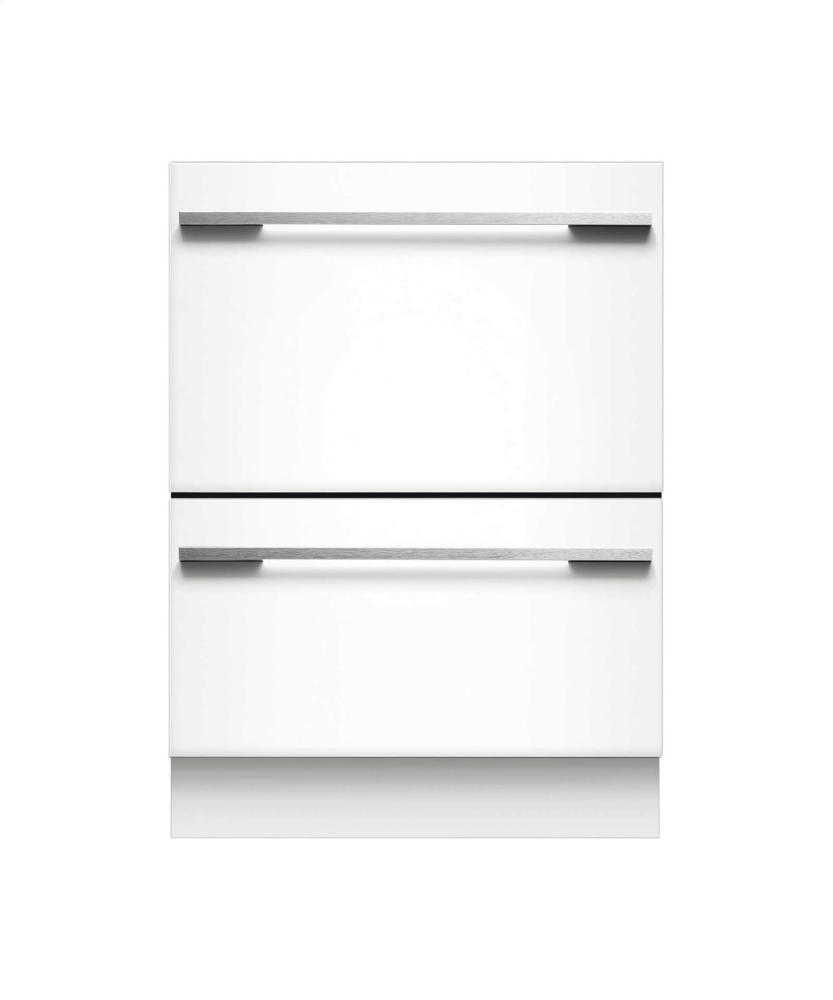 Fisher Paykel Dishwashers Drawers Integrated Dd24di7