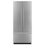 Jenn-AirJenn-Air NOIR 36&quot Fully Integrated Built-In French Door Refrigerator Panel-Kit