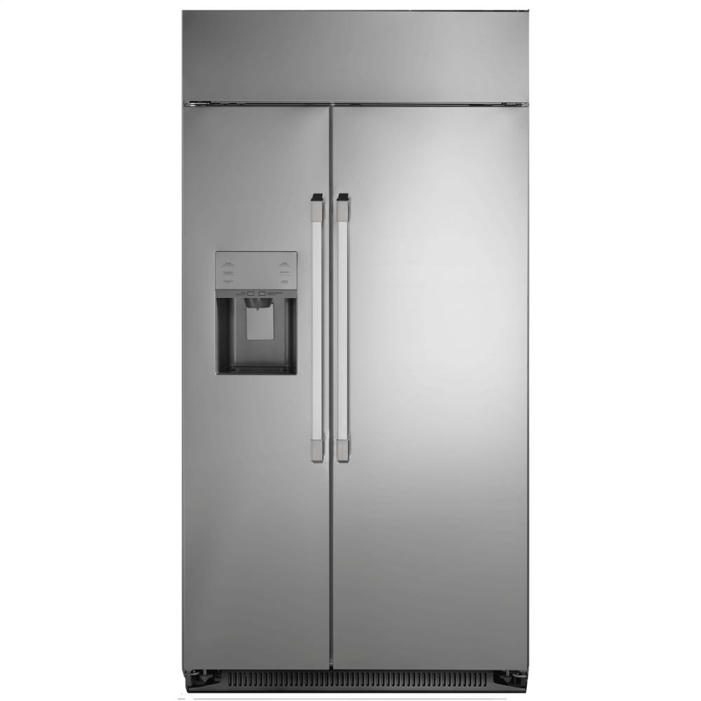 Dacor side by side refrigerators side by side built in for Dacor 42 refrigerator