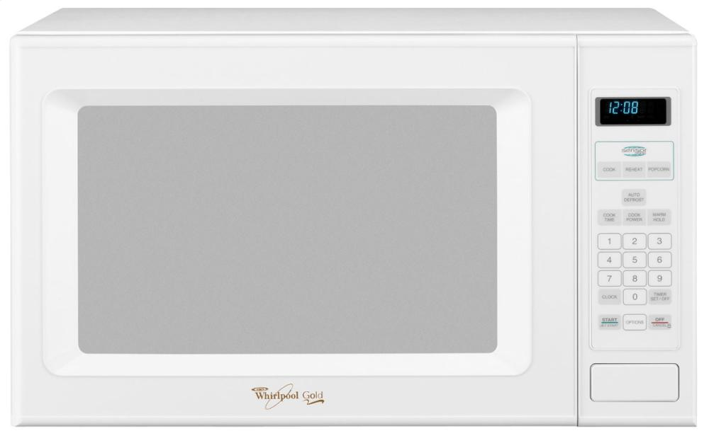 GT4175SPQ Whirlpool 1.7 cu. ft. Countertop Microwave Oven