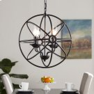 Orlie 4-Light Fixed Globe Pendant Lamp Product Image