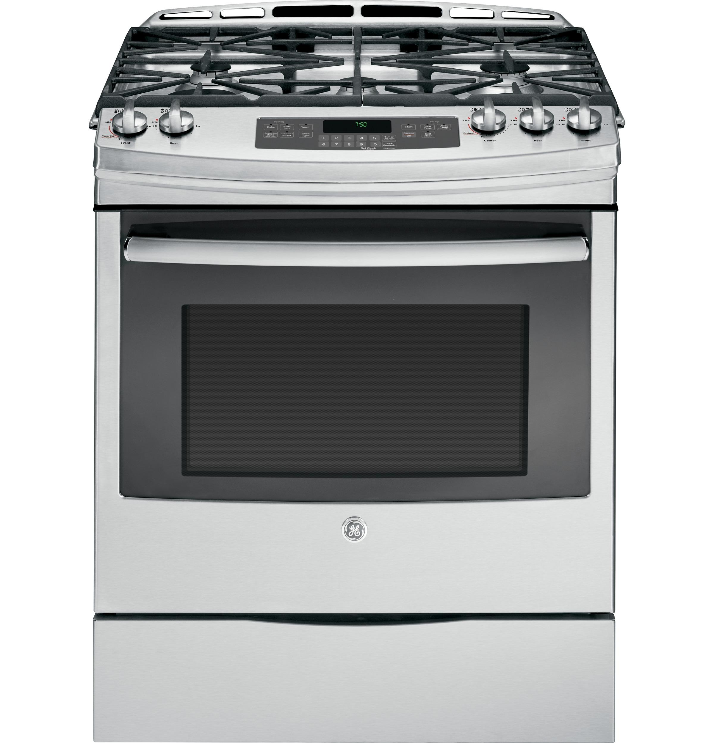 GE APPLIANCES JGS750SEFSS