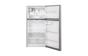 "20 cu. ft Large Capcity 30"" Wide Top Freezer Refrigerator w/Ice Maker"