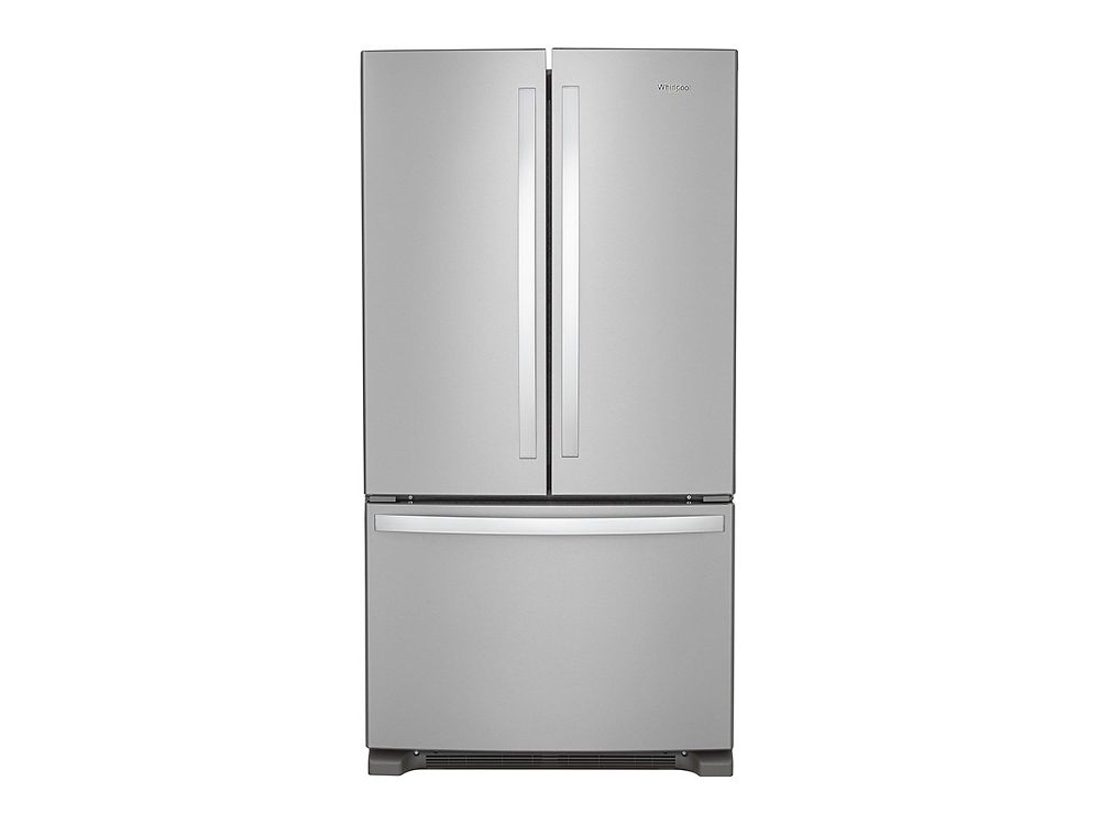 Whirlpool 36 Inch Wide French Door Refrigerator With