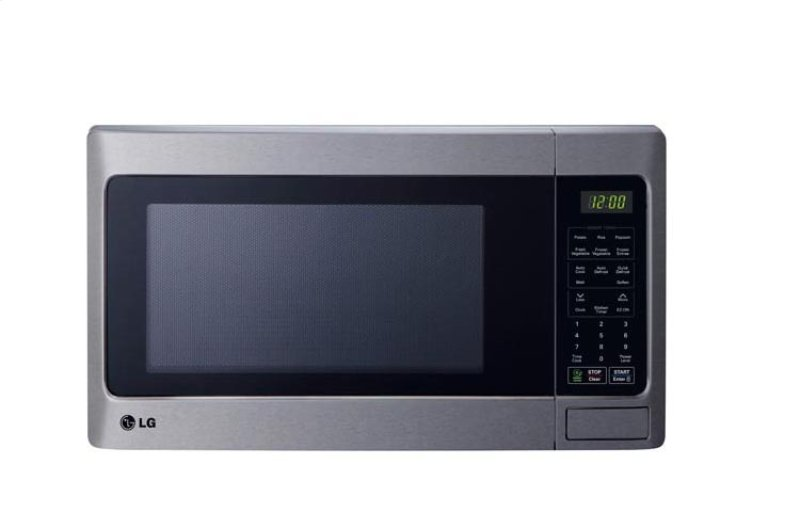 Countertop Microwave With Vent : ... , & Oklahoma - 1.5 cu. ft. Countertop Microwave Oven with EasyClean