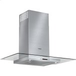 "BoschBENCHMARK SERIES36"" Glass Canopy Chimney Hood Benchmark Series - Stainless Steel"