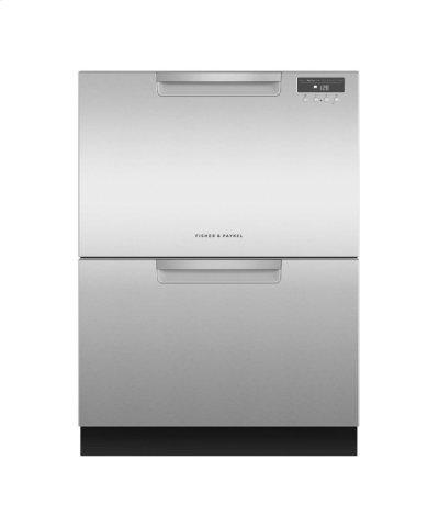 Double DishDrawer Dishwasher, 14 Place Settings Product Image