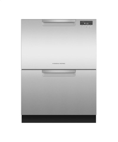 Double DishDrawer Dishwasher, 14 Place Settings Product Image