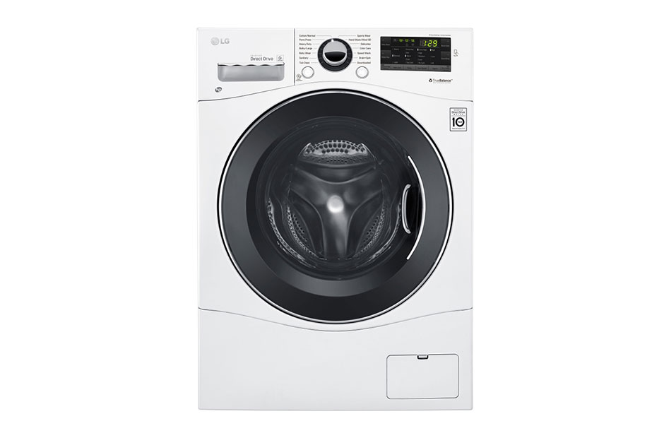 "2.3 cu. ft. Capacity 24"" Compact Front Load Washer w/ NFC Tag On
