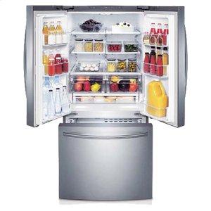 rf220nctasr samsung rf220nctasr french door refrigerator with digital inverter technology 21. Black Bedroom Furniture Sets. Home Design Ideas