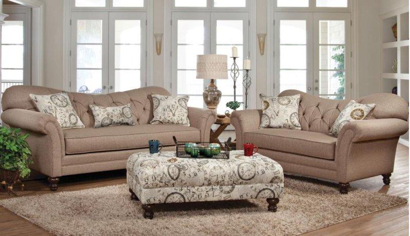 Mattresses Greensboro Nc 8750S in by Hughes Furniture in Greensboro, NC - 8750 Sofa