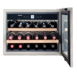 Liebherr Built-in Integrated Wine Cabinet