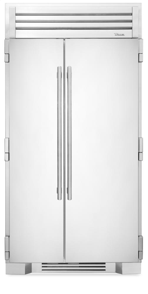 True 42 Inch Counter Depth Refrigerator