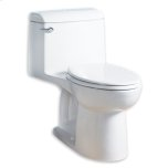 American StandardWhite Champion 4 Elongated Right Height One-Piece Toilet with Seat