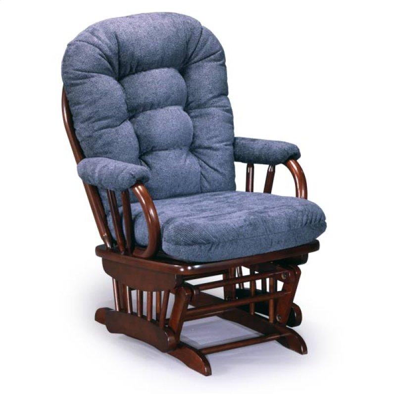 Patio Furniture Wichita Ks SONA in by Best Home Furnishings in Wichita, KS - SONA Glider Rocker