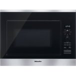MieleMiele Built-in microwave oven with automatic programs for perfect results.