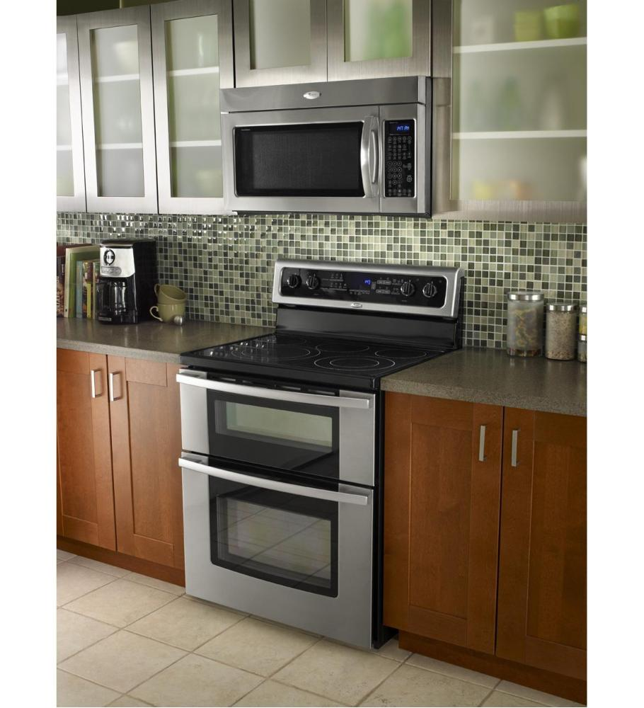 whirlpool gold accubake electric stove manual