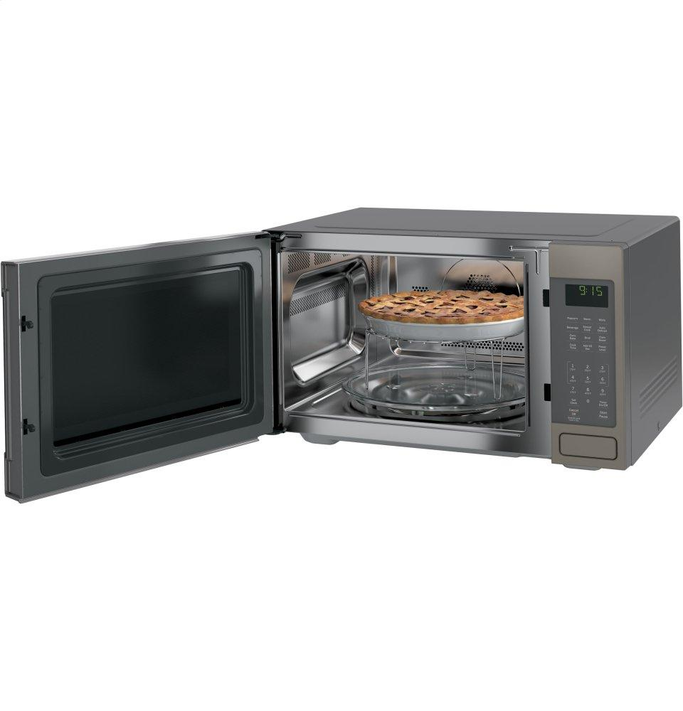 Countertop Microwave And Convection Oven In One : ... Electric (TM) Series 1.5 Cu. Ft. Countertop Convection/Microwave Oven