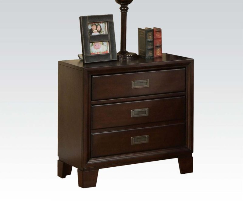 Symbol Mattress Company 00163 in by Acme Furniture Inc in Memphis, TN - Nightstand