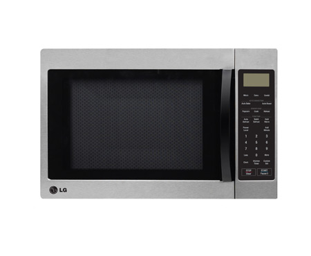 Countertop Microwave Convection Oven : LCSC1513ST LG 1.5 cu. ft. Countertop Convection Microwave Oven