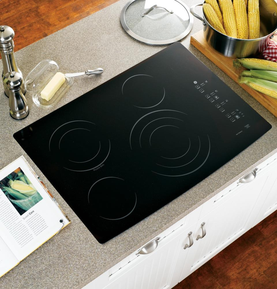 Discount Electric Cooktops ~ Pp bmbb ge profile series quot built in