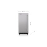 Sub ZeroSub Zero 15&quot Ice Maker - Panel Ready
