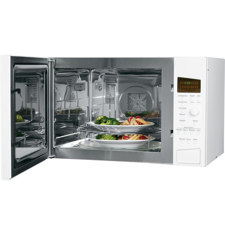 ... GE Profile Series 1.5 Cu. Ft. Countertop Convection/Microwave Oven