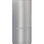 MieleMiele MasterCool(TM) fridge-freezer For high-end design and technology on a large scale.